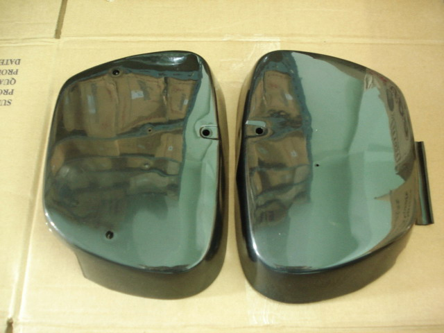 ฝากระเป๋า C92 C95 สีดำ เทียม งานใหม่