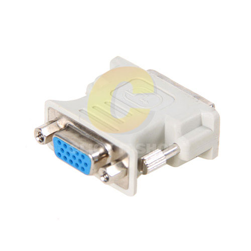 Converter VGA (F) TO DVI 24+1 (M)