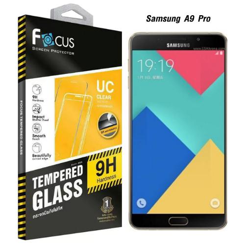 Focus ฟิล์มกระจกซัมซุง Samsung A9 Pro ซัมซุงเอ9 โปร
