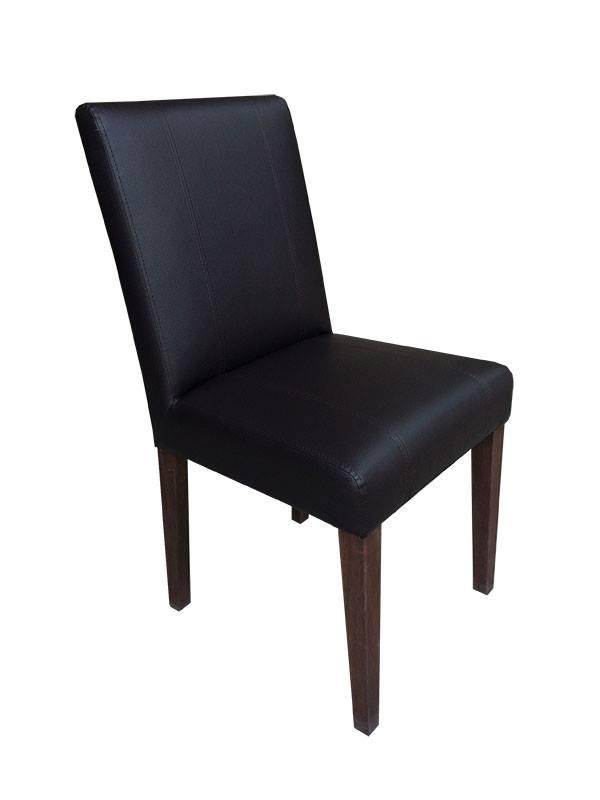 เก้าอี้ร้านอาหาร หุ้มหนัง ฟองน้ำเกรด A แน่นนุ่ม นั่งแล้วไม่ยวบ (Stitch)