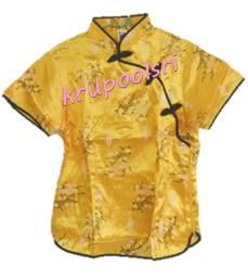 เสื้อจีน หญิง 3