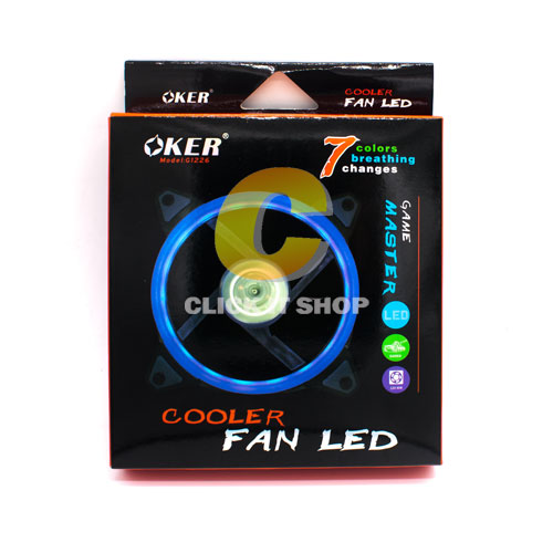 FAN CASE OKER G1226 (LED)