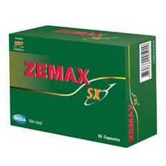 Zemax SX (30 capsules)