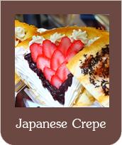 หลักสูตรเครปญี่ปุ่น Japanese Crepe