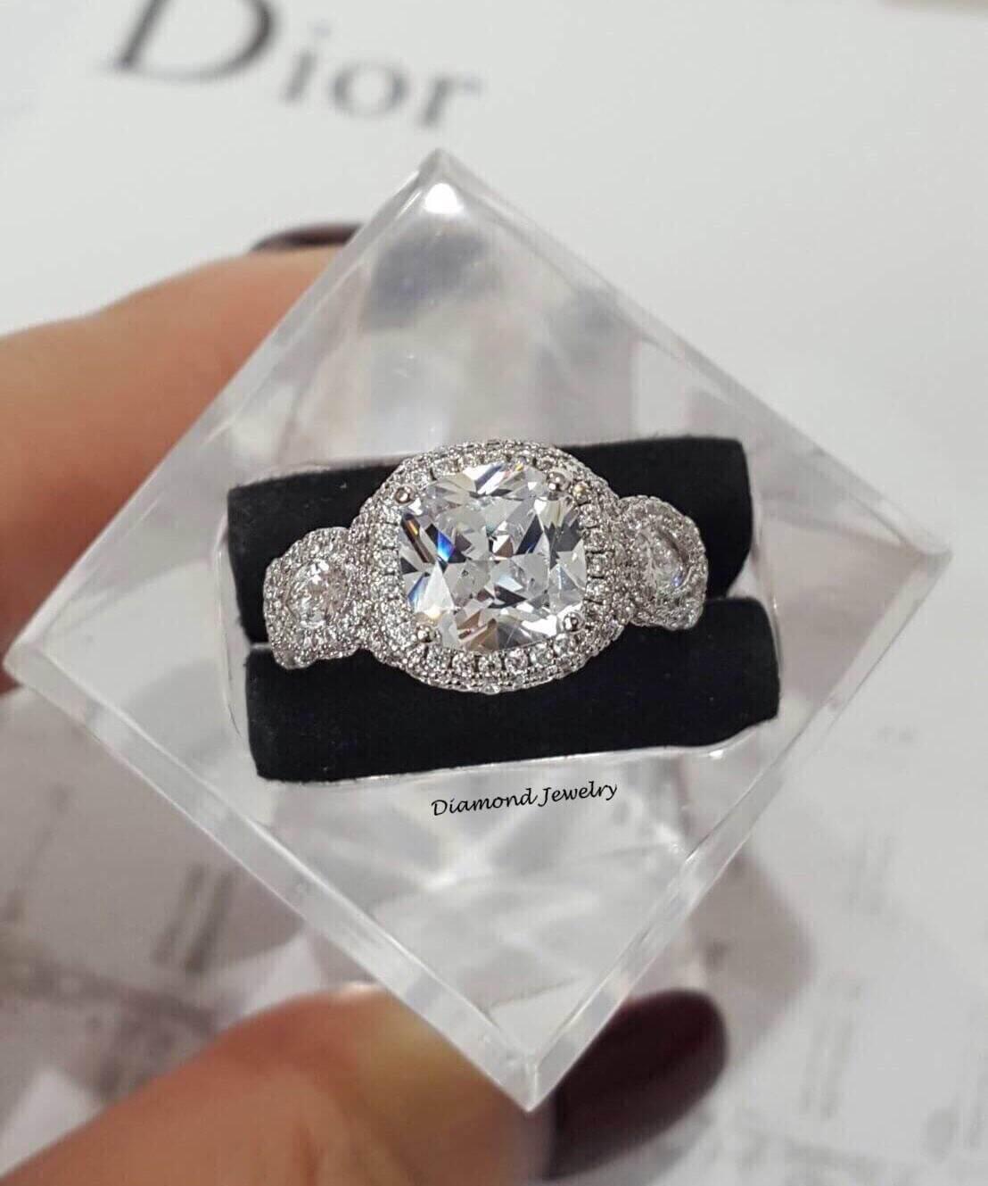 พร้อมส่ง Diamond Ring By Tiffany
