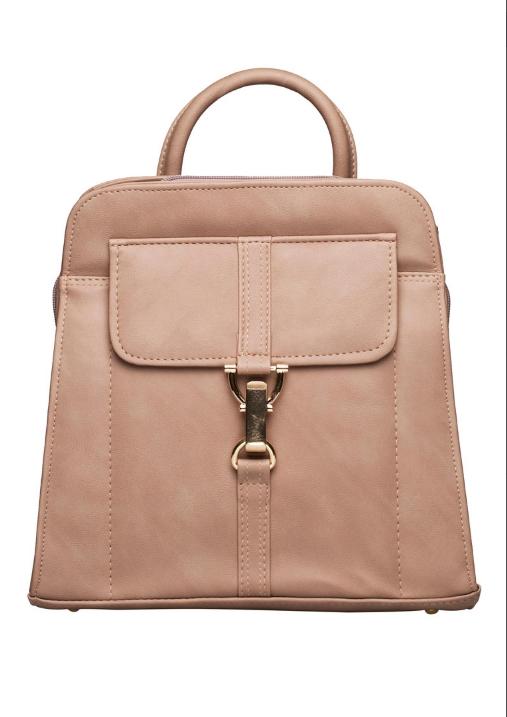 กระเป๋าสะพายเป้ รุ่น AR01 - Coffee