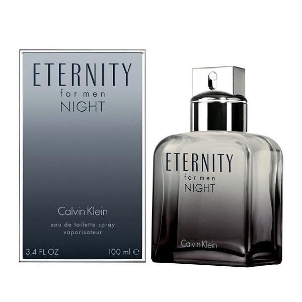 น้ำหอม CK Eternity Night For Men 100ml l Tester กล่องขาว