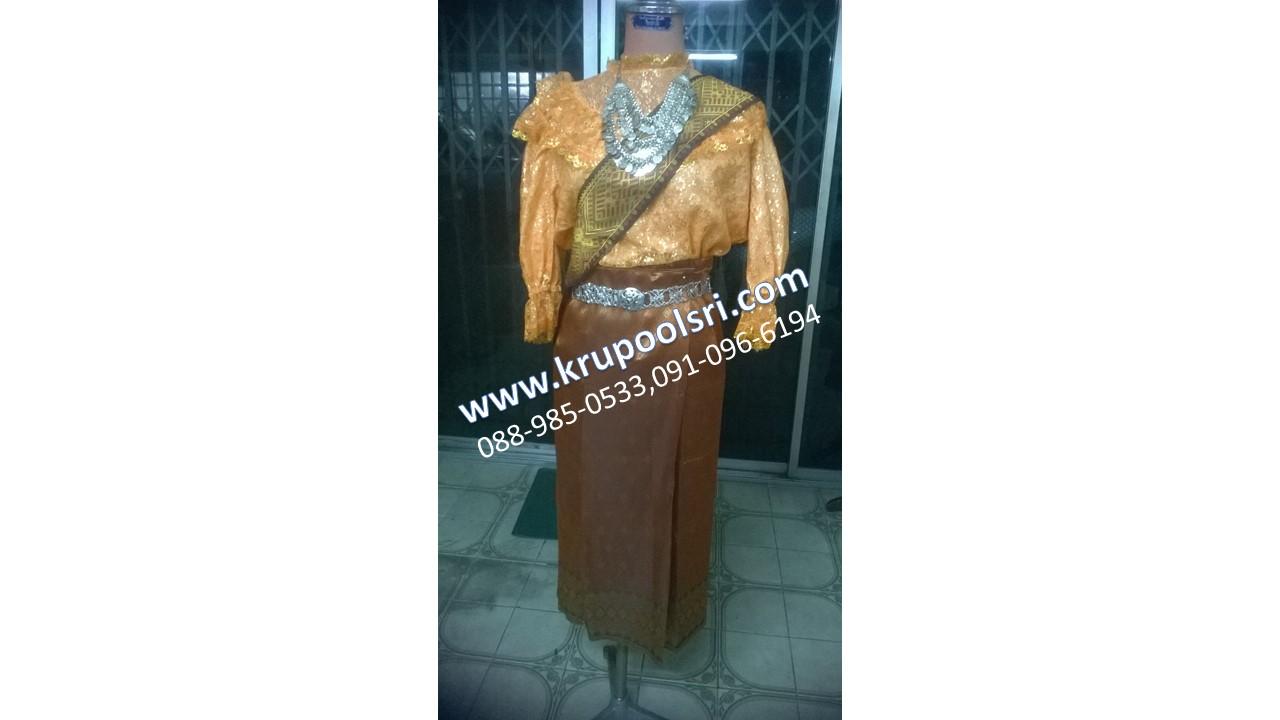 ชุดกัมพูชา หญิง 06