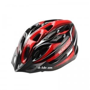 หมวกจักรยาน SAHOO 92421New มีไฟLED