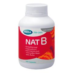 NAT B (100 capsules)