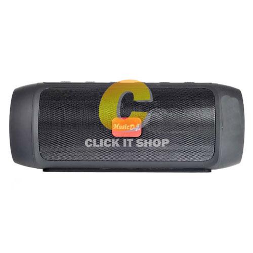 ลำโพง Music D.J. Bluetooth (D-128) Black
