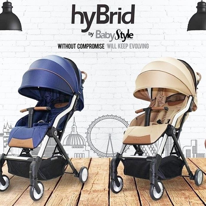 รถเข็นเด็ก Babystyle รุ่น Hybrid Cabi