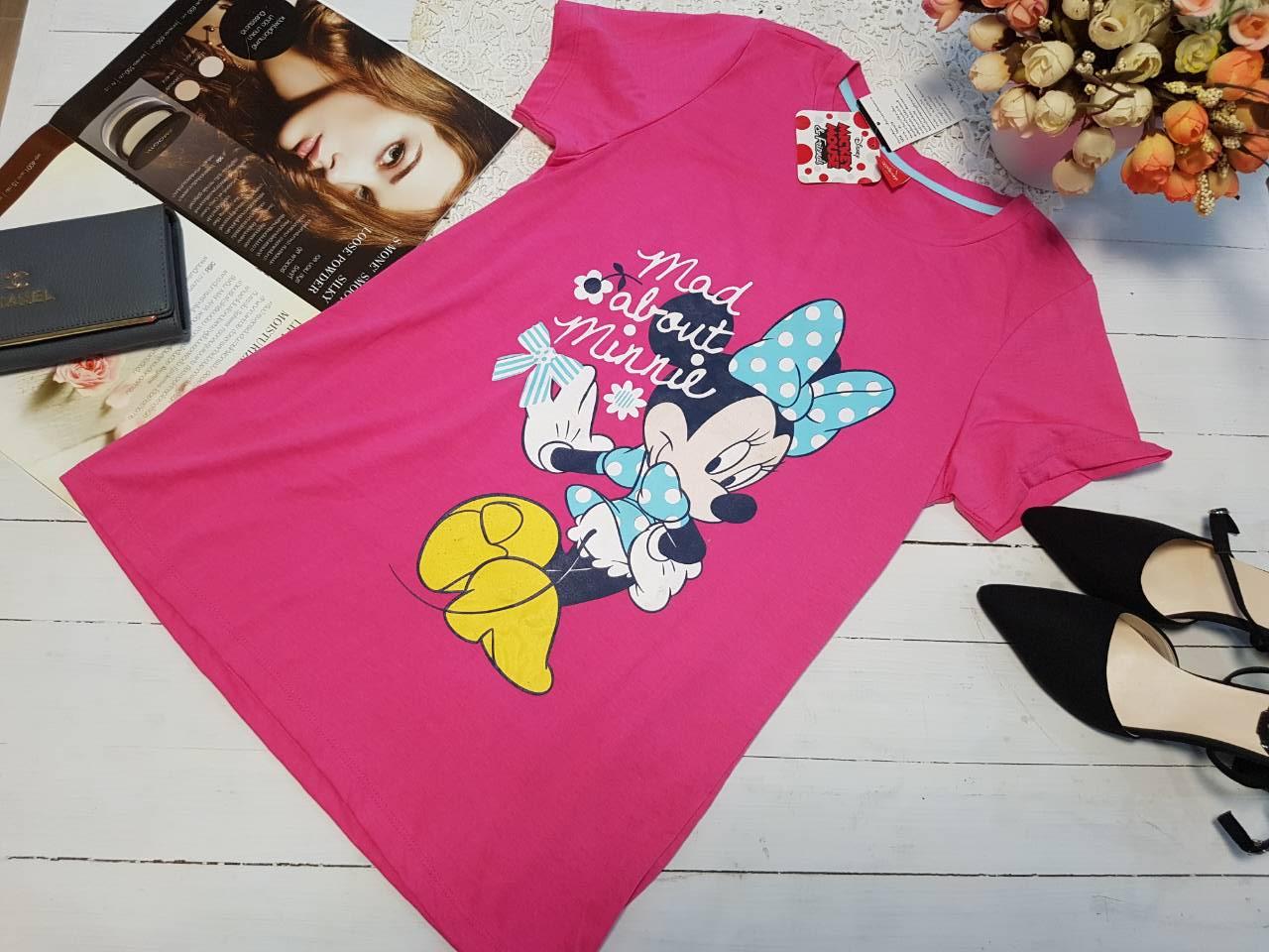 Mickey's แบรนด์มิกกี้เมาส์ ดีสนีย์ ลิขสิทธิ์ แท้ 100% ไซส์ M