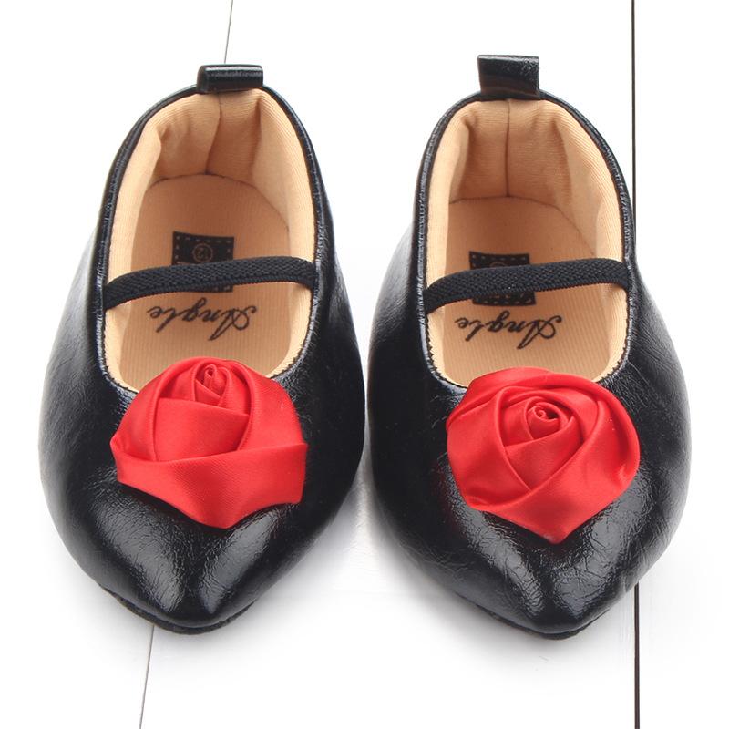Pre-walker Baby Shoes รองเท้าเด็ก รองเท้าเด็กหญิง รองเท้าเด็กวัยหัดเดิน 0-12 เดือน พร้อมส่ง