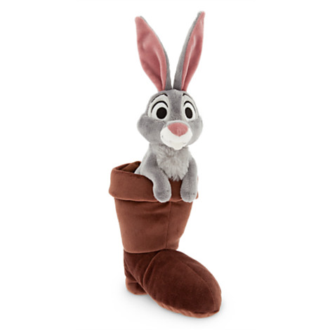 Z Rabbit Plush - Small - 10'' - Sleeping Beauty