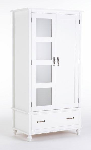 ตู้เสื้อผ้า 2 ประตู 1 ลิ้นชัก