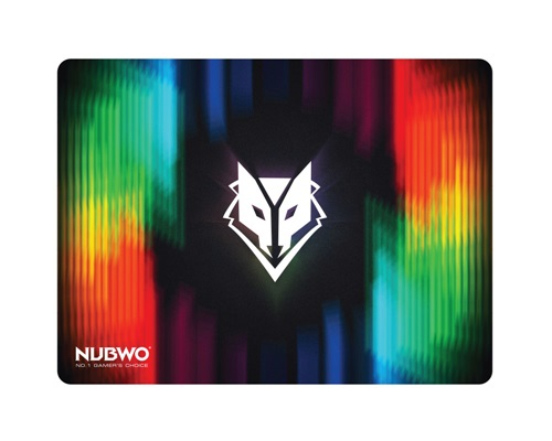 Mouse PAD (แบบผ้า) NUBWO NP-023 Speed