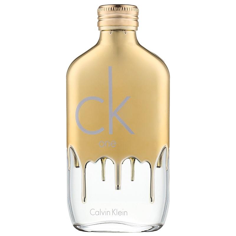 น้ำหอม CK One Gold จาก Calvin Klein for women and men ขนาด 100ml. กล่องเทสเตอร์