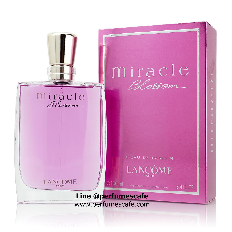 น้ำหอม Lancôme Miracle Blossom Eau de Parfum 100ml. กล่องเทสเตอร์
