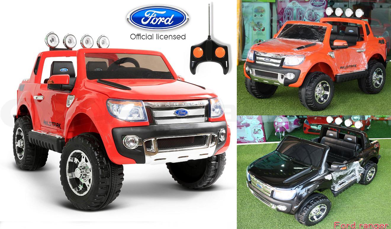 รถแบตเตอรี่เด็ก Ford Ranger