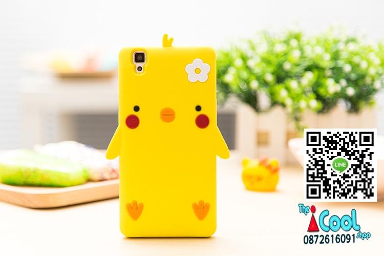 เคส Oppo R7s - Chic Silicone Case [Pre-Order]