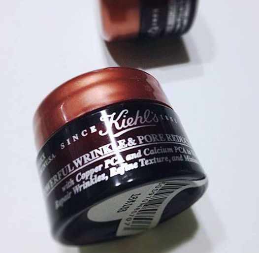 Kiehl's Powerful Wrinkle and Pore Reducing cream 7ml