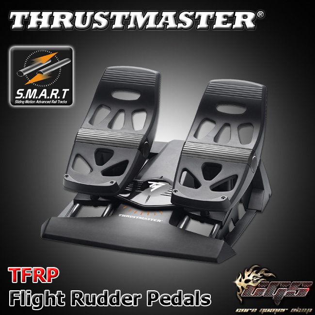 Thrustmaster TFRP Flight Rudder Pedals (PC/PS4)