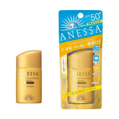 Shiseido Anessa Perfect UV Sunscreen AA SPF50 pa+++