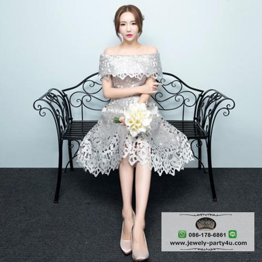 wedding ชุดแต่งงานเจ้าสาวแสนสวย/ชุดเพื่อนเจ้าสาว