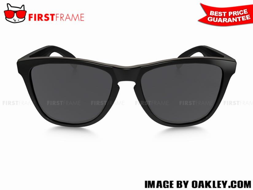 แว่นกันแดด OAKLEY OO9245-01 FROGSKIN (ASIA FIT) 2