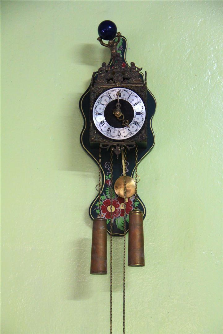 หมายเลข25 นาฬิกาแขวนตุ้มถ่วง