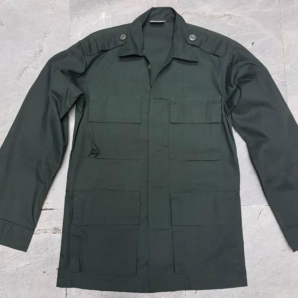 ชุดเวสเขียว ผ้ากันลม