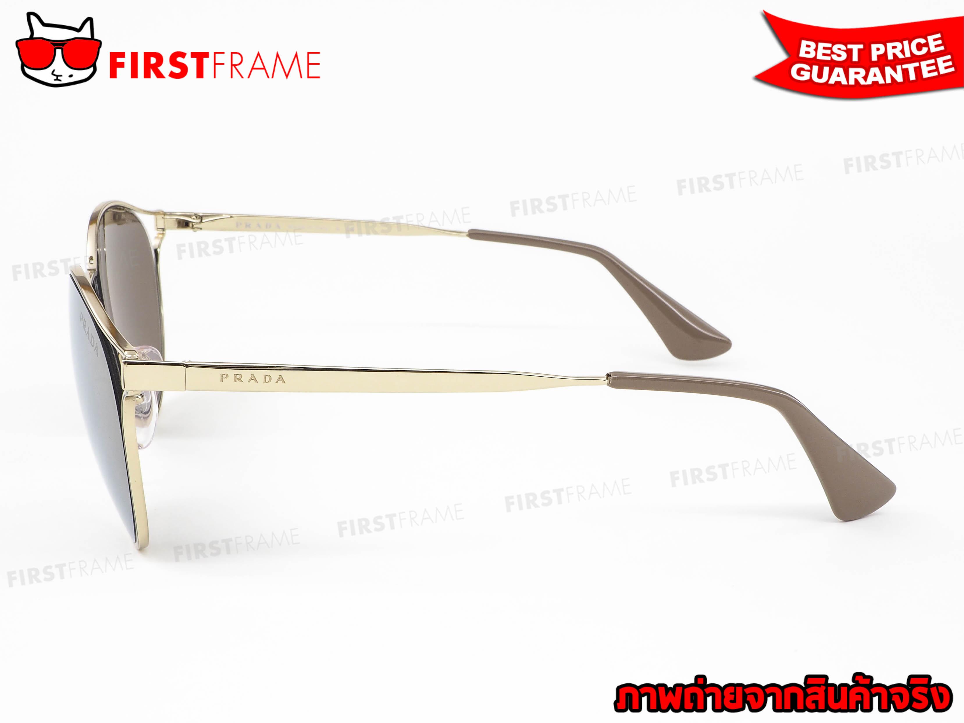 แว่นกันแดด PRADA PR62SS ZVN1C0 3
