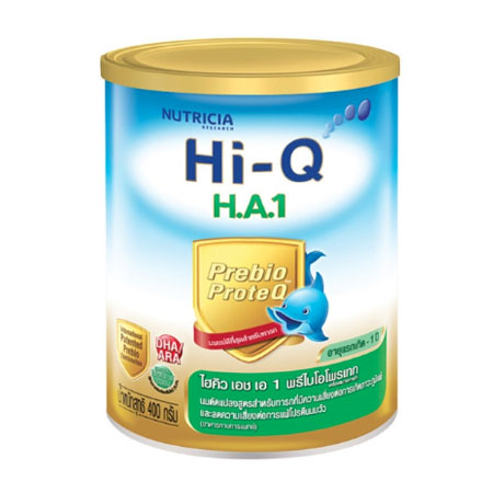 Hi Q H.A.1 นมไฮคิวเอชเอ 1 400g.