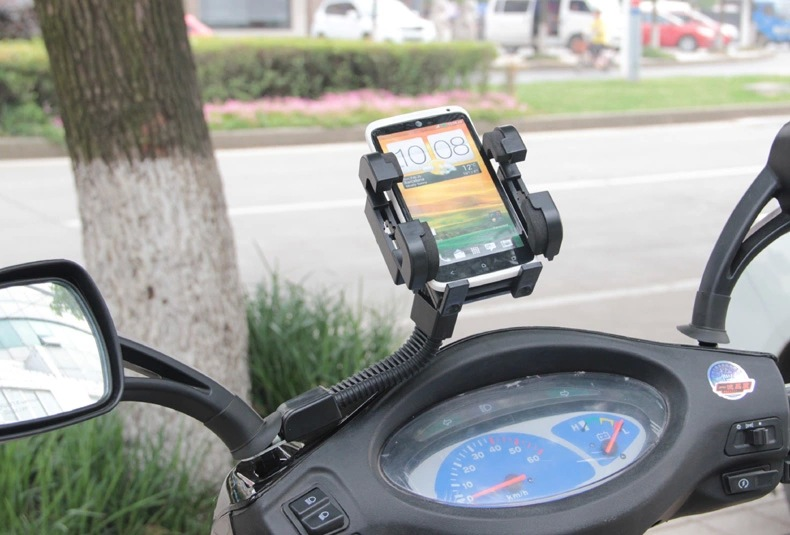 อุปกรณ์จับ GPS มือถือ รถมอเตอไซด์ จักรยานยนต์
