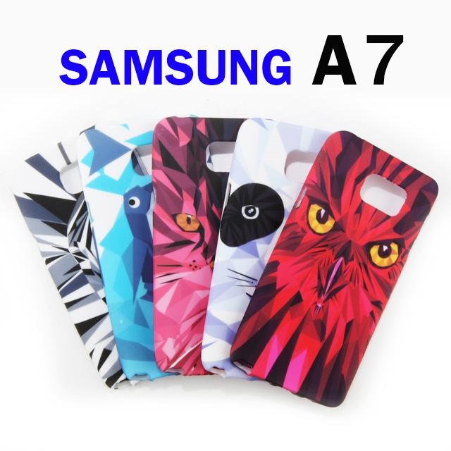 เคส Samsung A7 ลายกราฟฟิก รูปสัตว์ ลดเหลือ 60 บาท ปกติ 225 บาท