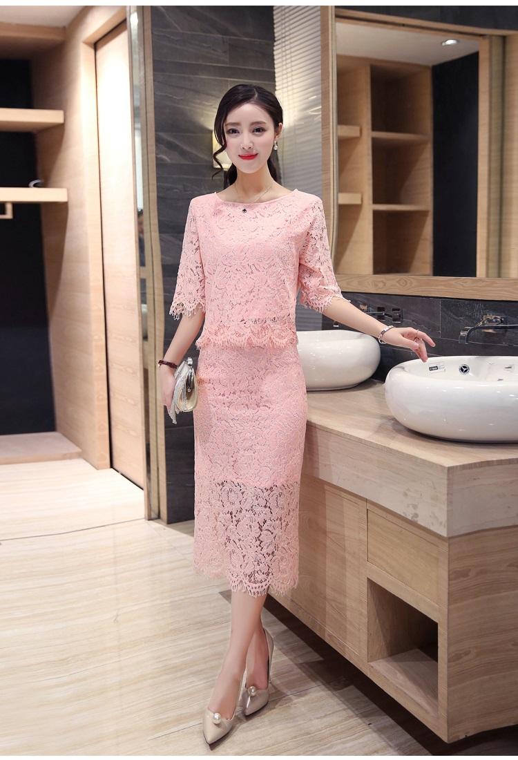 เสื้อผ้าแฟชั่นเกาหลี set เสื้อ และกระโปรง ดีไซน์สวยสุดๆ
