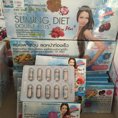 Slimming Diet Double Plusสูตรใหม่ผสมลูกพรุน
