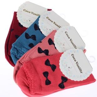 S129**พร้อมส่ง** (ปลีก+ส่ง) ถุงเท้าแฟชั่น ลูกไม้ญี่ปุ่น เนื้อดี งานนำเข้า(Made in china)