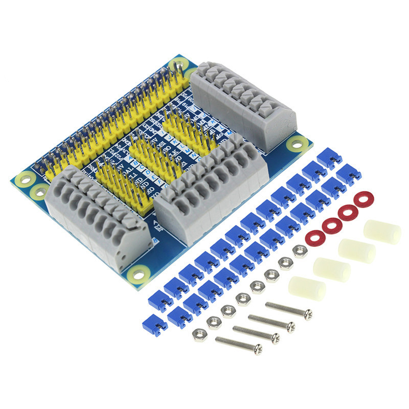 Raspberry Pi 3 GPIO Multi-function Expansion Board