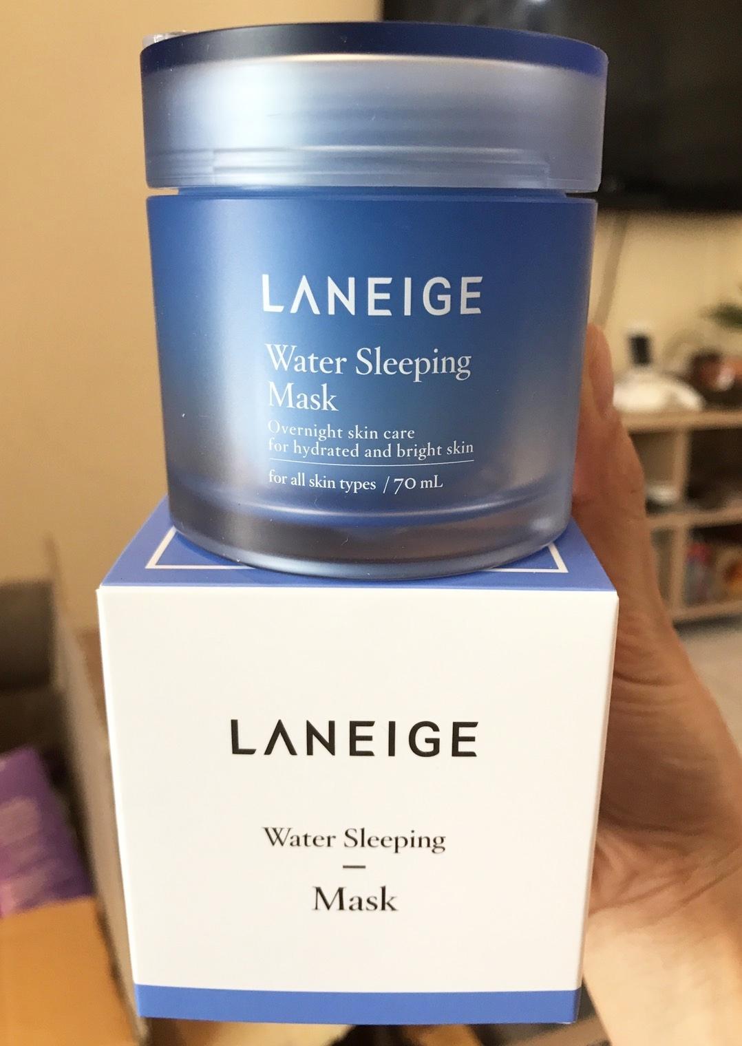 Laneige Water Sleeping Mask 70ml.