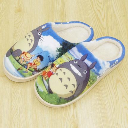 รองเท้าแตะผ้าฝ้าย (โทโทโร่ เพื่อนรัก)