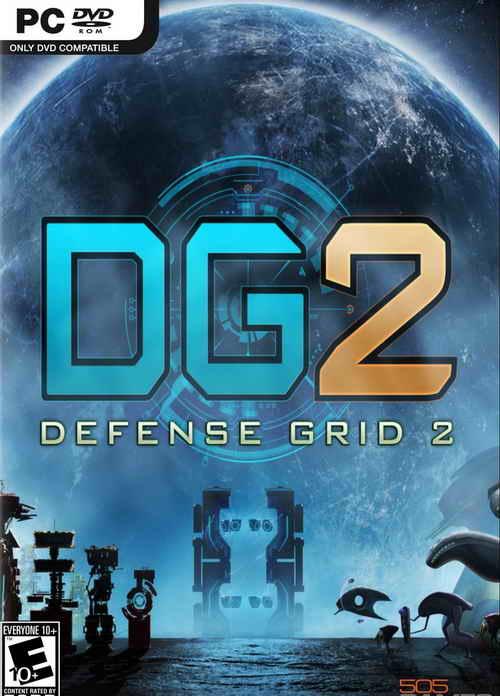 Defense Grid 2 ( 1 DVD )