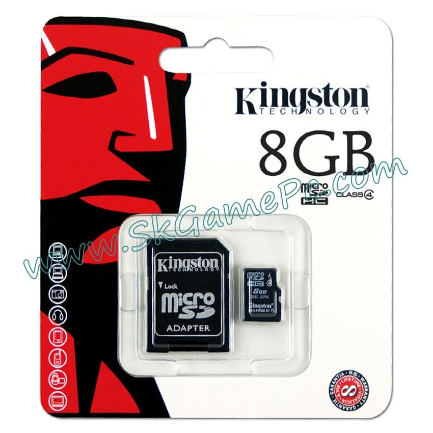 Kingston Micro SD 8GB