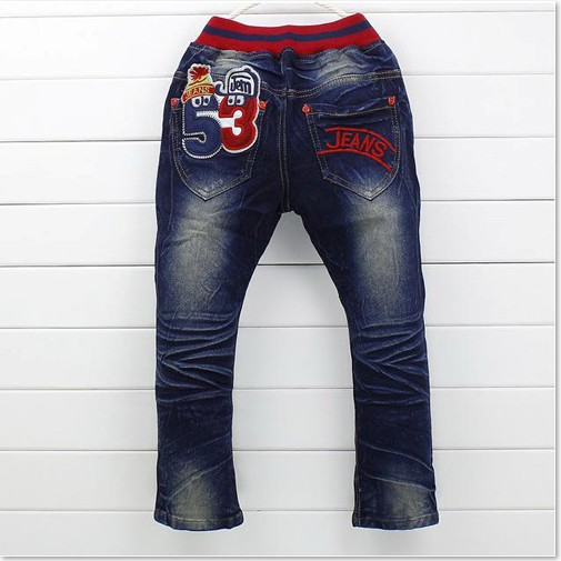 กางเกงยีนส์ขายาว