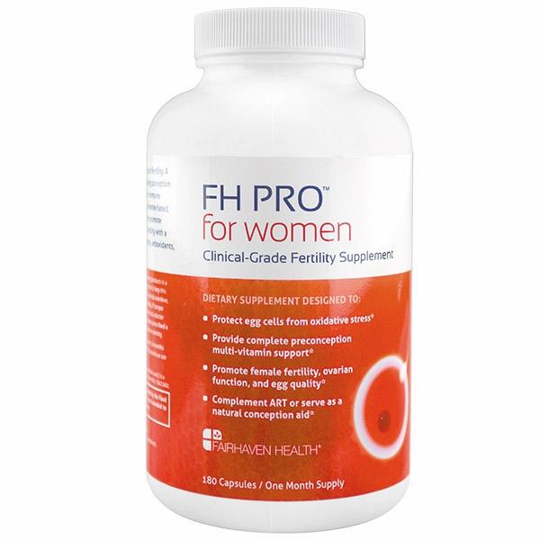 FH Pro for women วิตามิน เพิ่มโอกาสตั้งครรภ์