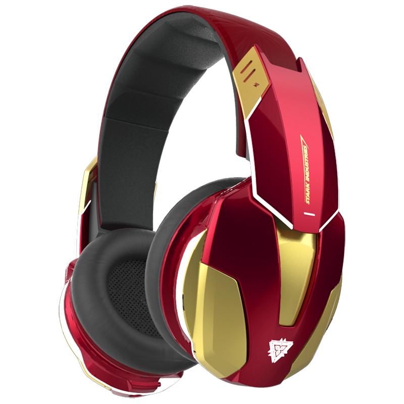 E-3LUE IRON MAN Bluetooth Headset