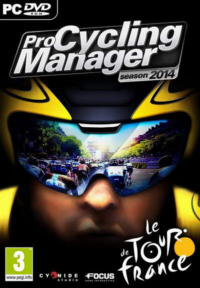 Pro Cycling Manager 2014 ( 2 DVD )