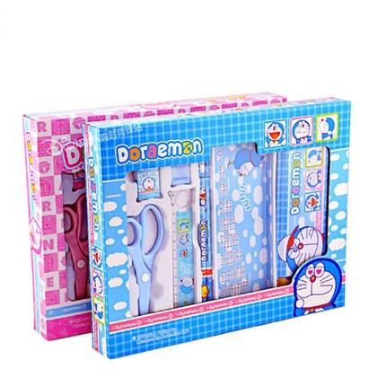 ชุดอุปกรณ์เครื่องเขียน Doraemon (ของแท้ลิขสิทธิ์)