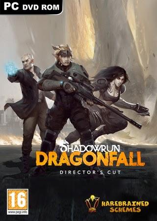 Shadowrun Dragonfall Directors Cut ( 1 DVD )